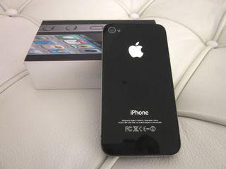 I phone 4 de Apple 16 GB Libre con Estuche