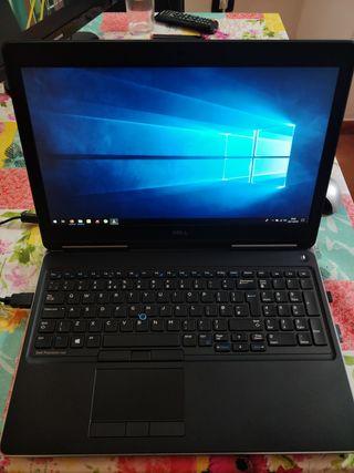 Portátil Dell Precision 7510