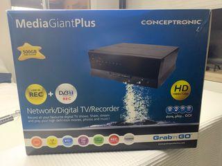 Conceptronic Media Giant Plus, 500GB