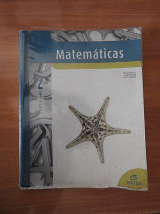 Matemáticas 2º bachillerato