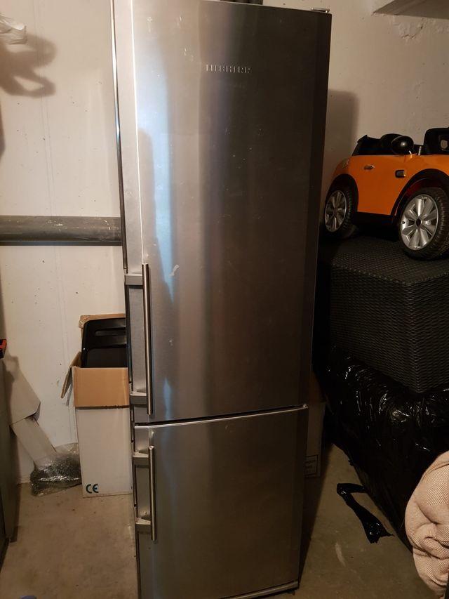 Nevera liebher 2x60cm