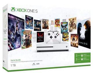 XBOX ONE S 1TB STARTER KIT - KM0