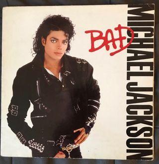 Disco vinilo Michael Jackson