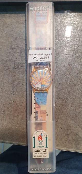 Reloj swatch vintage sol