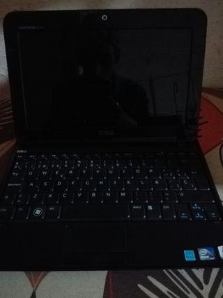 ordenador portatil netbook Dell 250Gb