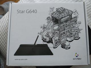 Tableta Gráfica 190mm x 162mm
