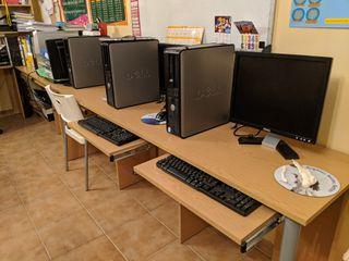mesa corrida para ordenadores