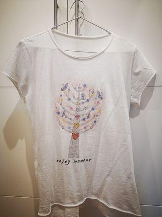 camiseta mujer Arbol de la Vida