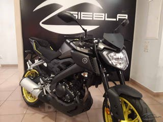 Yamaha mt125