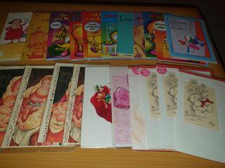 Lote postales