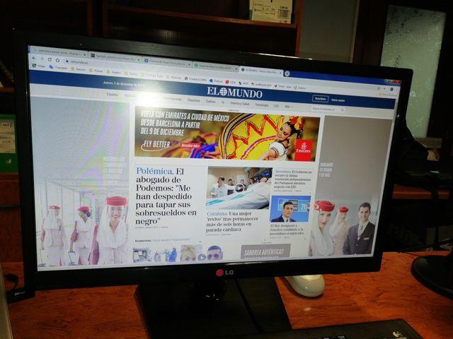 monitor LG 22EN33