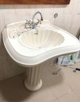 Se vende lavabo cuarto de baño
