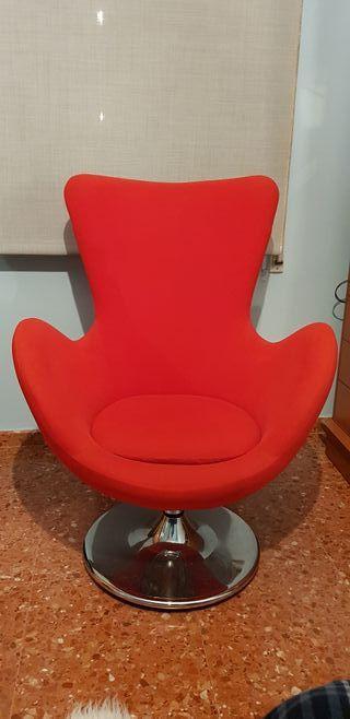 sillón de Diseño
