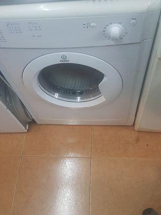 secadora de tubo indesit blanca 7kg