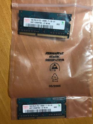 Memoria RAM 2 GB para Apple Mac Mini