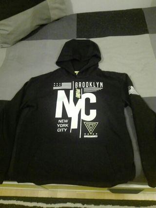 sudadera NYC