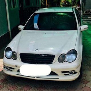 Mercedes-Benz C 200 - para despiece