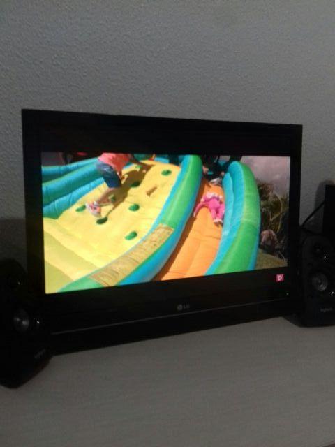 LG tv and monitor.22 pulgadas hdmi full hd