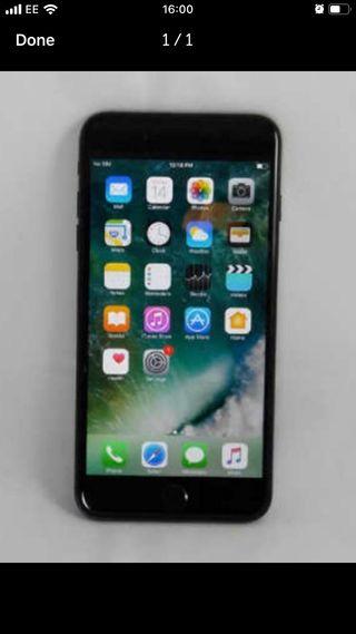 I Phone 7 128GB Black