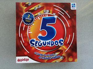 JUEGO 5 SEGUNDOS - 1 solo uso