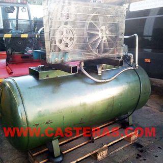 Compresor 500L CASTERAS