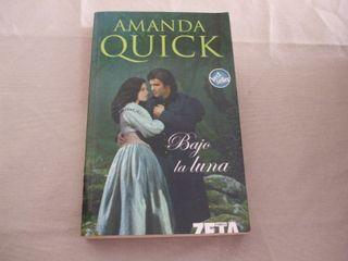Bajo la luna, Amanda Quick (novela romántica)