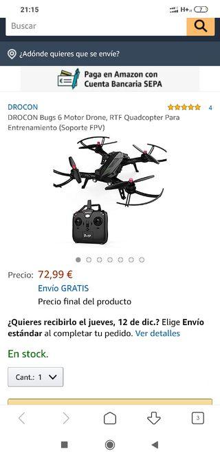 dron bugs 6 oferton