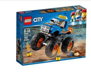 Lego City 60180. Monster Truck.