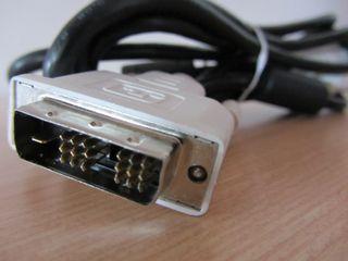 Cable DVI Macho-Macho