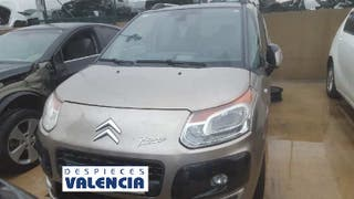 DESPIECE CITROEN C3 PICASSO 1.6HDi 109CV (9HZ)