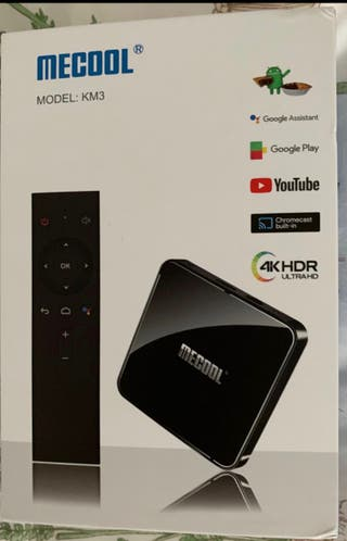 Mecool KM3 Android Tv 9
