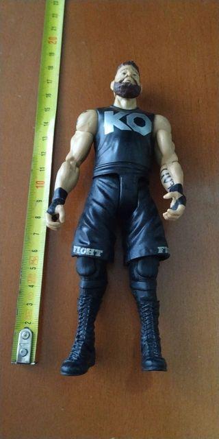 Muñeco WWE Kevin owen