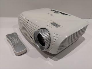 proyector full HD 1080p DLP 3D. OPTOMA HD25e