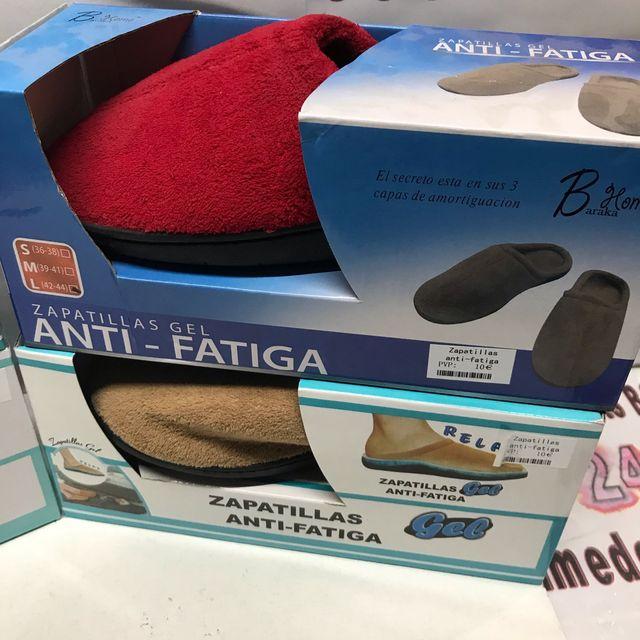 Zapatillas anti fatiga a estrenar