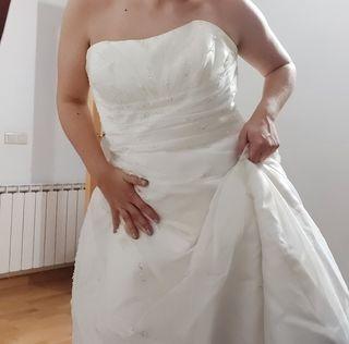 Vestido de novia PRONOVIAS talla 40