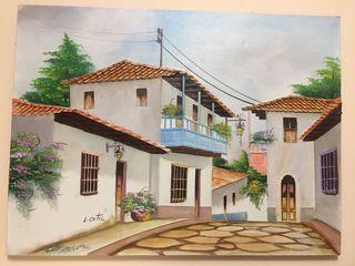 Arte original de Colombia