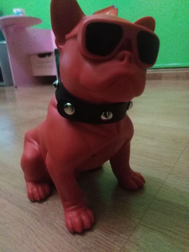 Altavoz Bulldog francés