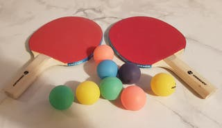Palas de ping pong Artengo