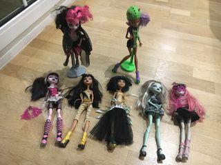 Colección Monster High
