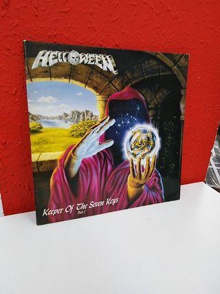 "Helloween ""Keeper of the he seven keys pt1"""