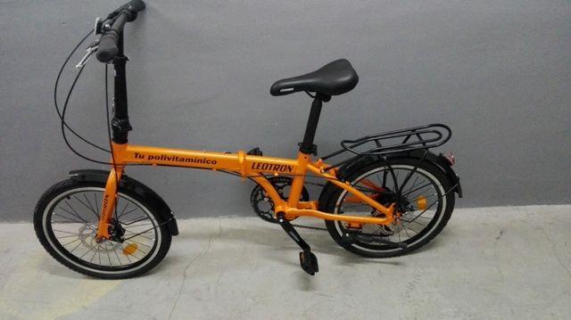 bicicleta plegable nueva sin estrenar