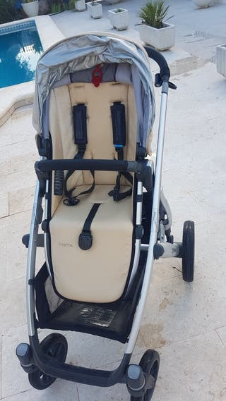 Silla Uppababy año 2016