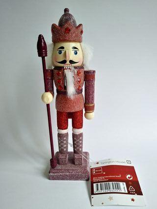Muñeco Soldado Cascanueces 18cm