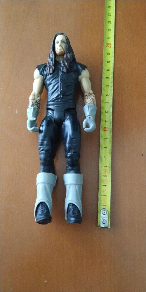 Muñeco de WWE Enterrador