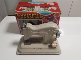 juguete maquina de coser antigua