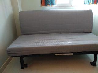 Sofá cama 2 plazas IKEA