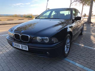 BMW Serie 5 520i Exclusive