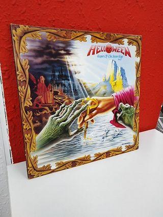 "Helloween ""Keeper of the seven keys pt2"""