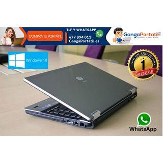 Portátil HP EliteBook 8440P, i5 / 8Gb Ram / Web Ca