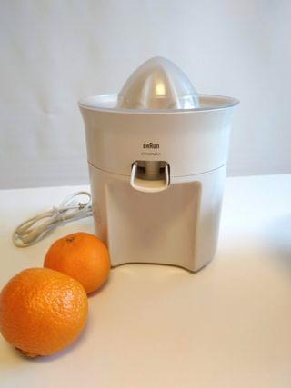 Exprimidor de Naranjas Braun